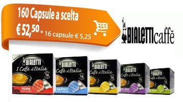 Capsule Bialetti Caffè d'Italia Mokona