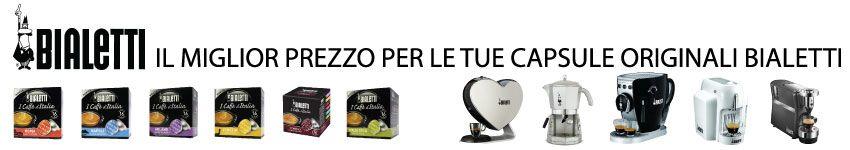 Bialetti Caffè d'Italia Capsules