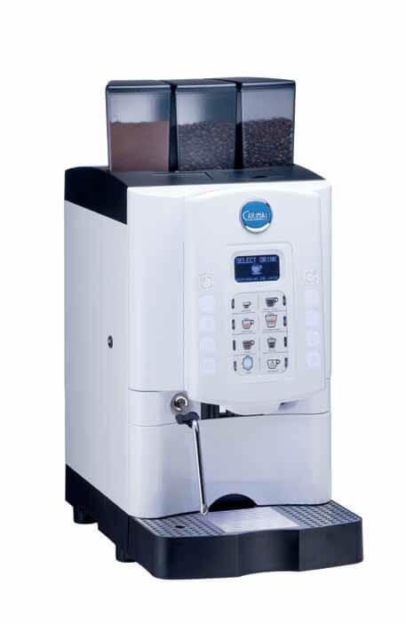 Macchina da Caffè Superautomatica Armonia Soft LM Carimali