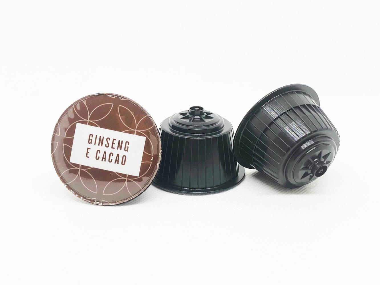 Capsule Dolce Gusto Caffè al Ginseng e Cacao