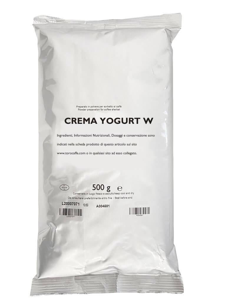 Crema allo Yogurt Toro Senza Glutine