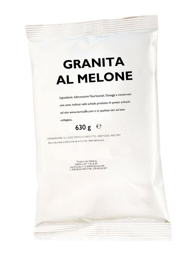 Granita al Melone Toro Senza Glutine