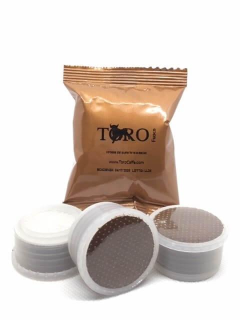 Capsule Top Toro Fuoco Lavazza