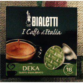 capsule Bialetti Caffè Decaffeinato