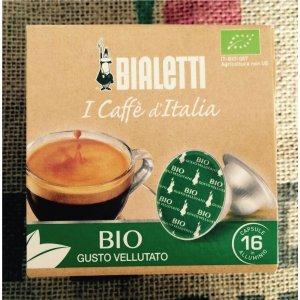 capsule Bialetti caffè d'italia Bio