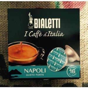 Capsule Bialetti Caffè Italia Napoli
