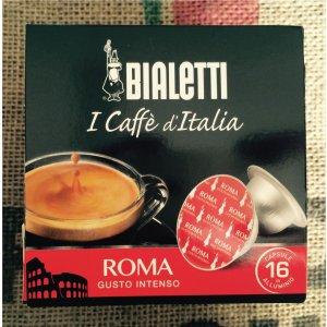 Capsule Bialetti Caffè Italia Roma