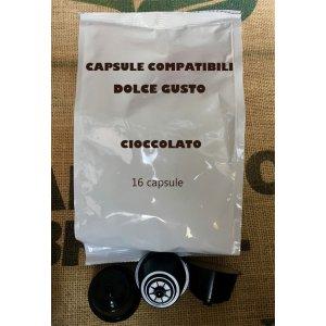 Capsule Dolce Gusto Compatibili Nescafè Cioccolato