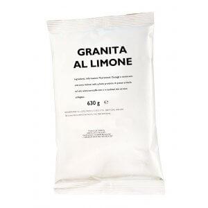 Granita al Limone Toro Senza Glutine