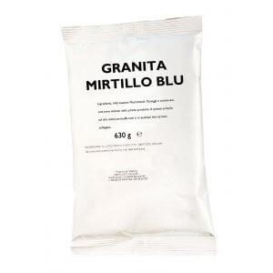 Preparato per Granita al Mirtillo Blu Toro