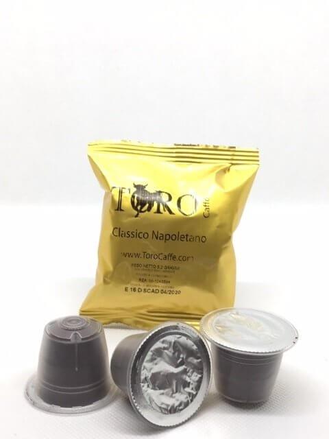 Capsule Nespresso Compatibili Classico Napoletano