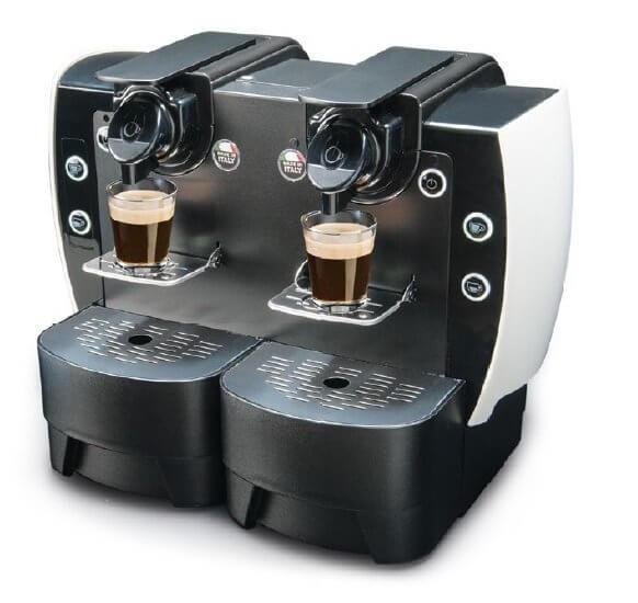 Coffee Machine Mini Double Cap Capitani Capsules