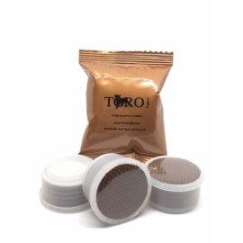 Capsule Biodegradabili compatibili Lavazza