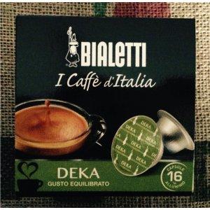 Cialde Bialetti Caffè Decaffeinato