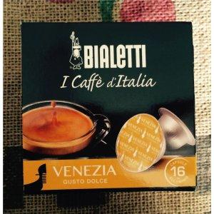 Cialde Bialetti Caffè Venezia