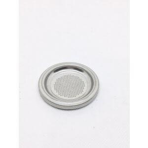 Filtro Porta Cialda in Alluminio