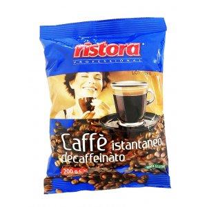Caffè Istantaneo Solubile Decaffeinato Ristora