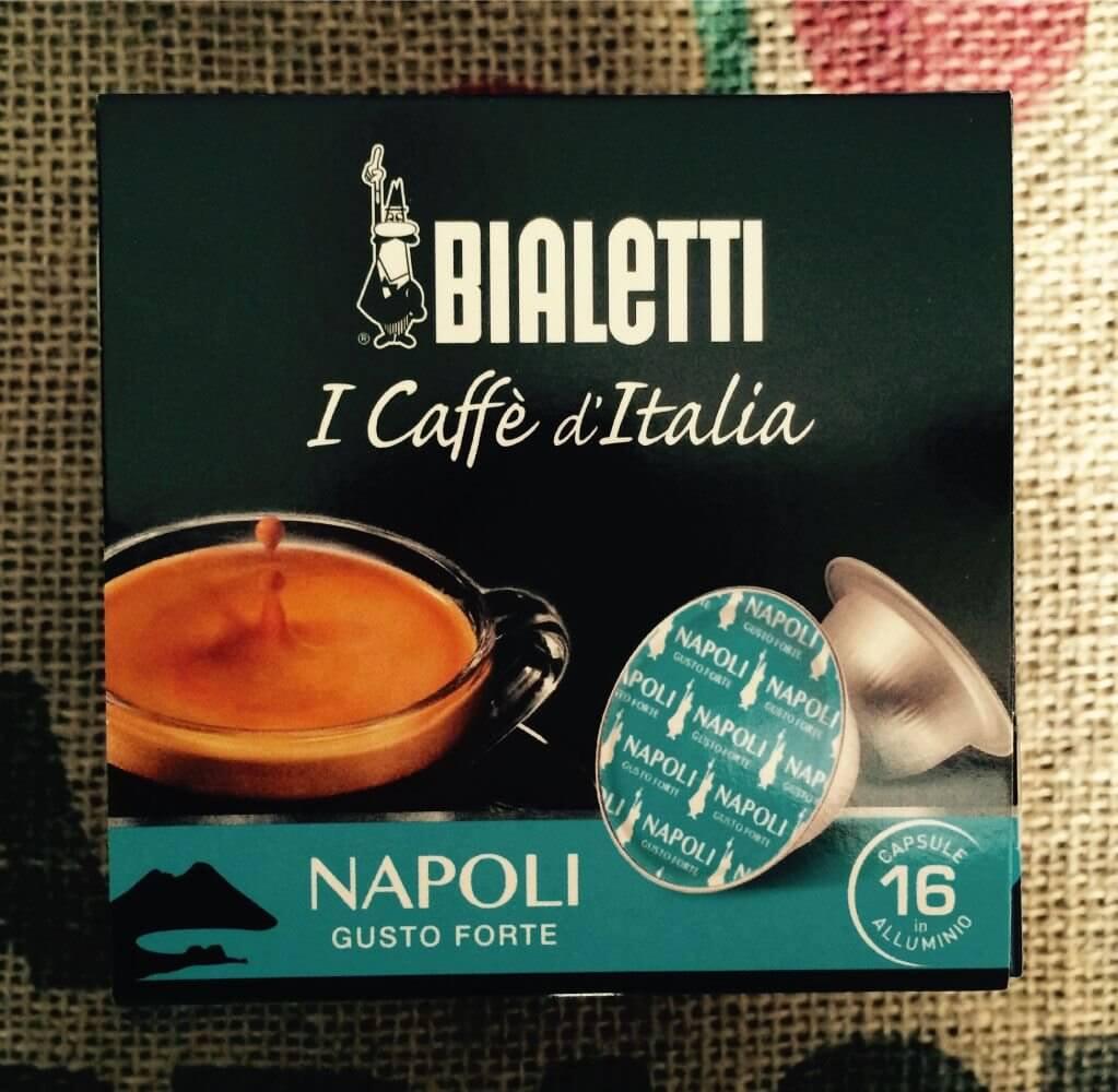 Cialde Bialetti Caffè Napoli