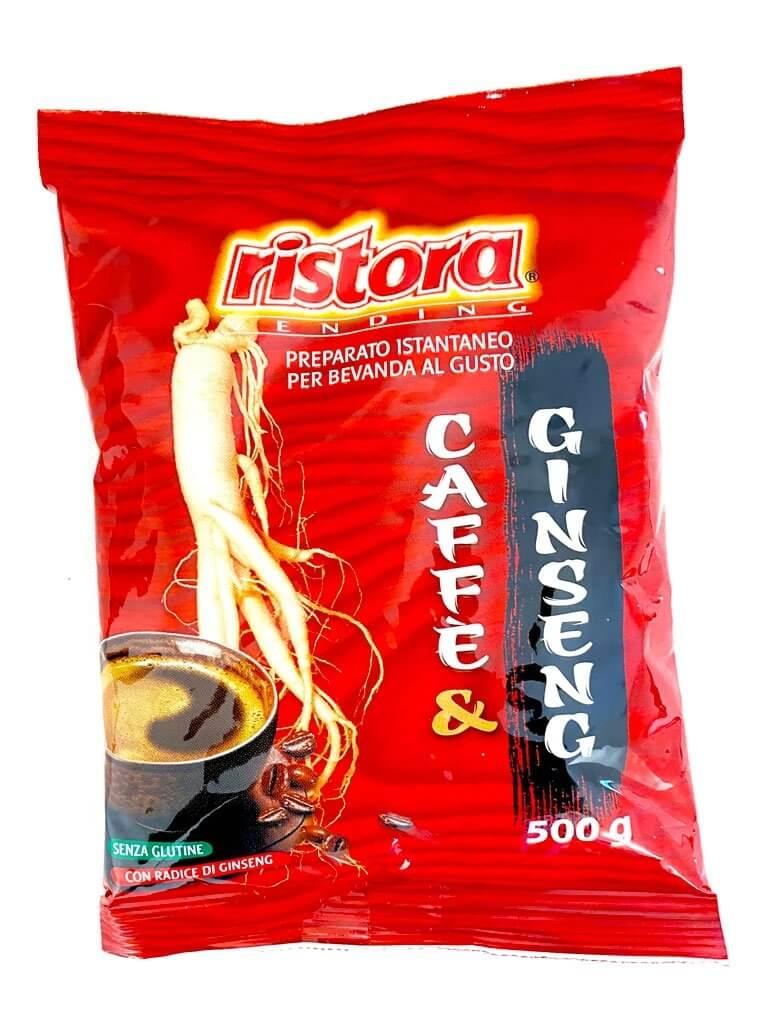 Caffè al Ginseng Ristora Senza Glutine