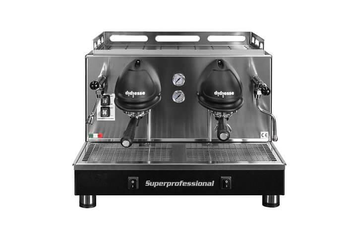 Macchina da Caffè Superprofessional Didiesse a Capsule e caffè macinato