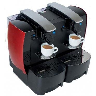 Macchina Caffè Mini Double Cap