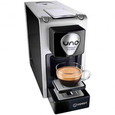 Macchina da Caffè Indesit con 200 Caffè Toro