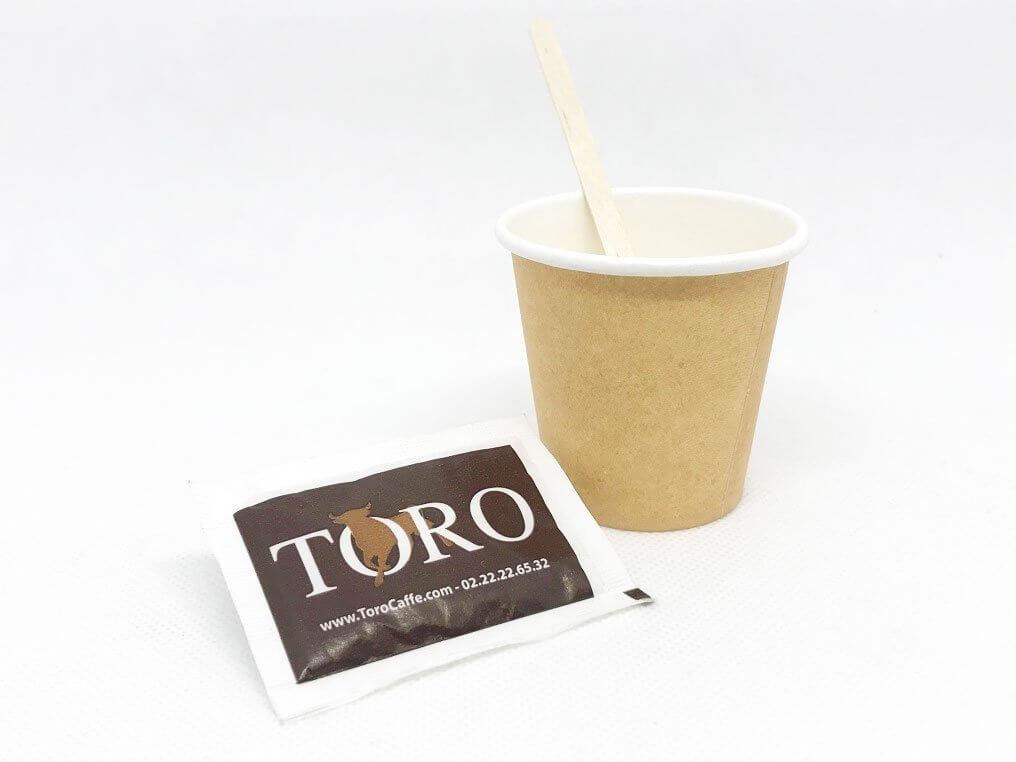 Kit Accessori per Caffè Riciclabile
