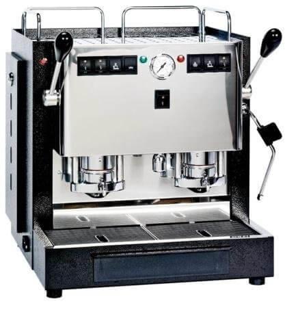 Spinel Macchina da Caffè in Cialde ESE MiniMini Lux 2 Caffè e Vapore
