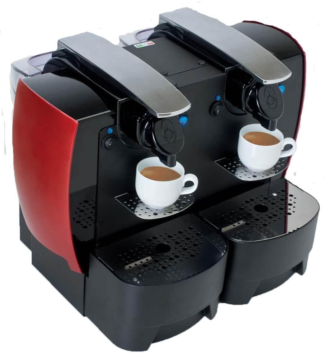 coffee machine mini double cap capitani capsules. Black Bedroom Furniture Sets. Home Design Ideas