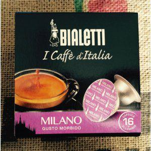 Capsule Bialetti Caffè d'italia Milano