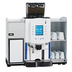 Macchina da Caffè Superautomatica Optima Platinum Carimali