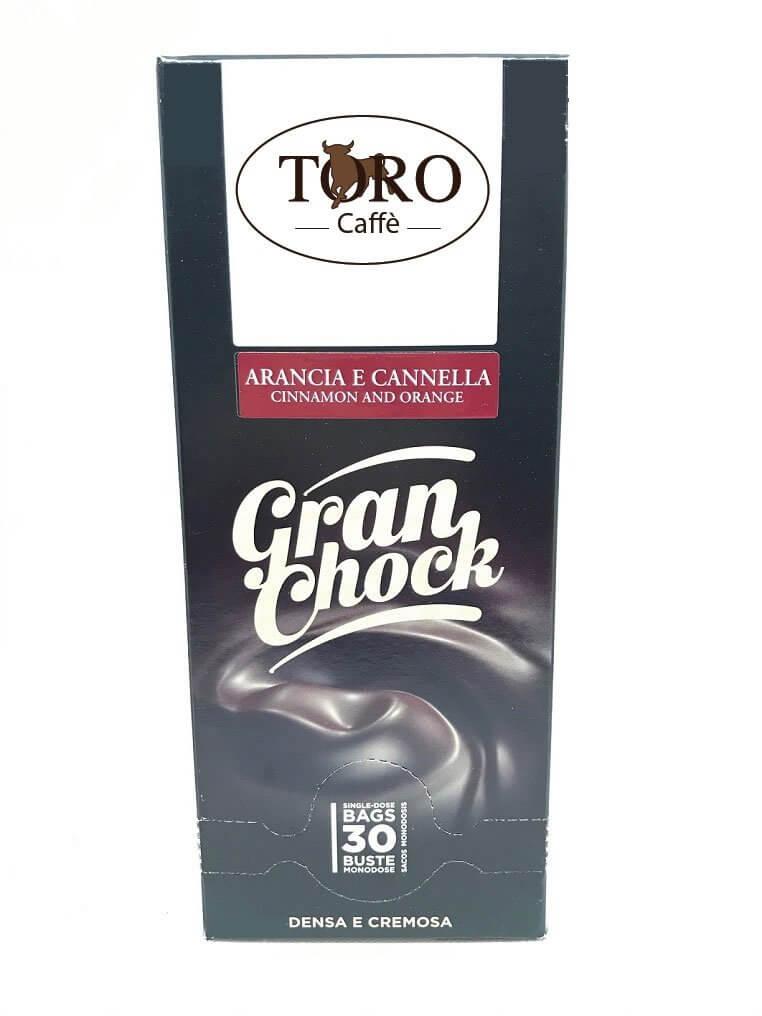 Cioccolata Arancia e Cannella Densa GranChock Toro