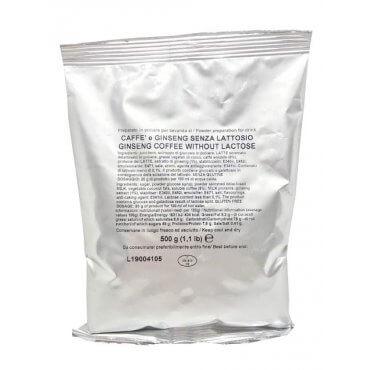 Caffè al Ginseng Senza Lattosio in Polvere Toro Senza Glutine