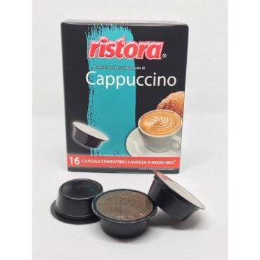 Capsule Lavazza A Modo Mio cappuccino