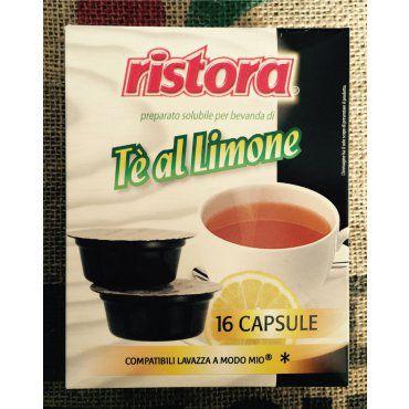 Capsule compatibili A Modo Mio the limone