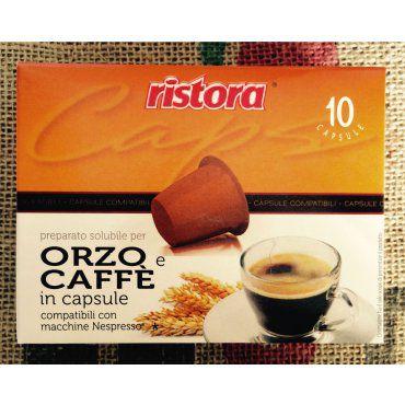 Capsule Nespresso Orzo