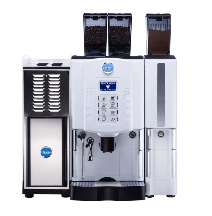 Macchina da Caffè Superautomatica Optima Soft Carimali