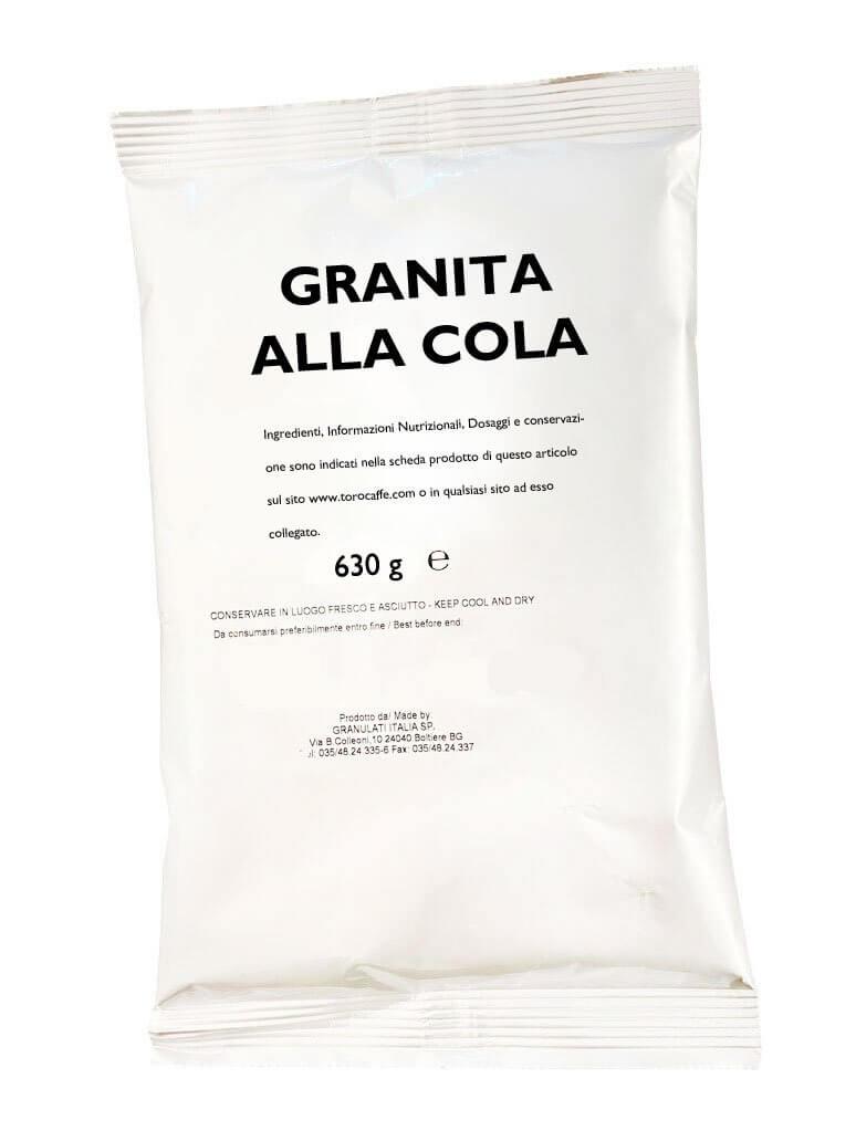 Preparato per Granita alla Cola Toro