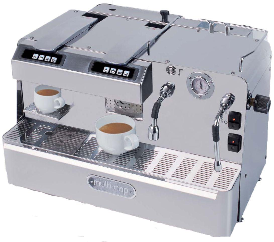 Macchina Caffè Multi Cap