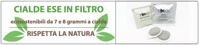 Cialde ESE Filtro Carta