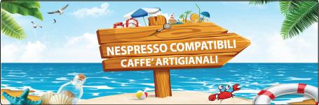 Cialde Nespresso Compatibili Artigianali
