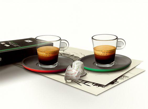 Capsule Nespresso Limited Edition Napoli Trieste