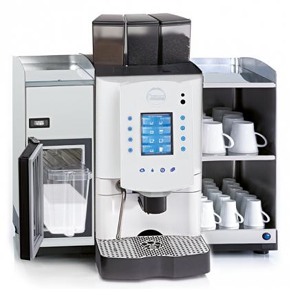 Macchine da Caffè Superautomatiche in Comodato d'uso Gratuito